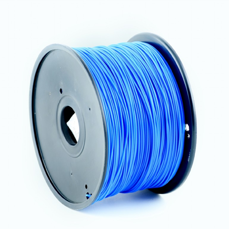 HIPS Filament Blue, 1.75 mm, 1 kg (3DP-HIPS1.75-01-B)